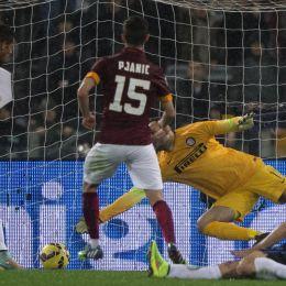 Video gol e pagelle. Roma-Inter 4-2: Holebas e Pjanic gol da cineteca