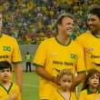 Argentina-Brasile, sfida tra vecchie glorie: Caniggia sostituito da sosia VIDEO