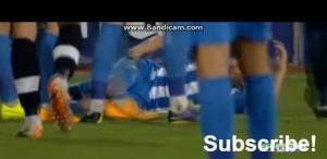 Romania, rompe caviglia avversario (VIDEO): 16 giornate di squalifica