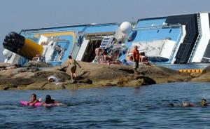 Isola del Giglio chiede a Costa Crociere 190mln di danni per la Concordia