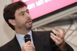 """Juventus. Andrea Agnelli: """"Luciano Moggi va perdonato"""""""