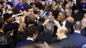 """G20 Brisbane. Obama: """"Europa datti da fare"""", Merkel a processo: """"Fa troppo poco"""