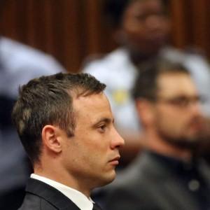 Oscar Pistorius (foto Lapresse)