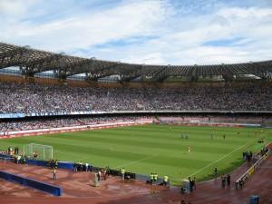 Napoli-Roma, i giallorossi arriveranno a piedi al San Paolo