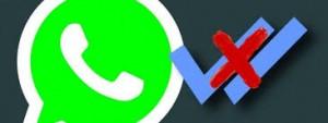 WhatsApp, come eliminare doppia spunta blu su smartphone Android