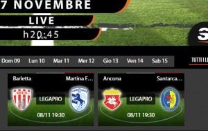 Ancona-Sant'Arcangelo, diretta streaming su Sportube.tv, ecco come vederla