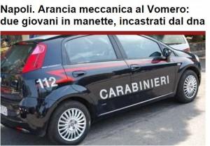 Luigi Iossa e Vittorio Stasino arrestati per dna: sangue su luogo tentata rapina