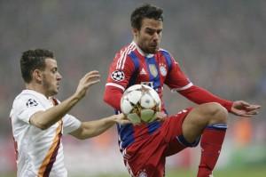 Video gol, Bayern-Roma 2-0: Ribery e Gotze al top in Champions League