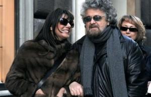 """Beppe Grillo: """"Dopo aver visto dichiarazione redditi mia moglie vuole lasciarmi"""""""