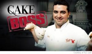 """Il """"boss delle torte"""" Buddy Valastro"""