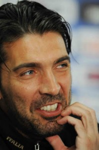 Gigi Buffon (foto Lapresse)