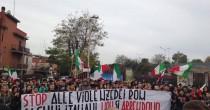 A Torrevecchia estrema destra non fa entrare i rom a scuola
