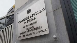 Roma, topi e acqua sporca in Corte Appello Roma: emergenza degrado