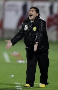 """Diego Maradona Jr: """"Papà non è lucido, ha bisogno di aiuto"""""""