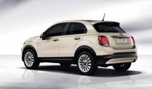 Fiat 500X, versioni e prezzi del crossover compatto