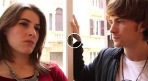 whatsapp, francesco sole e diana del bufalo, VIDEO parodia delle spunte blu