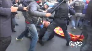 """Ast Terni, Digos: """"Gazebo e tutte le tv consegnino i video degli scontri"""""""