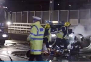 Gb, i soccorritori cantano: pubblicità choc contro alcol alla guida VIDEO