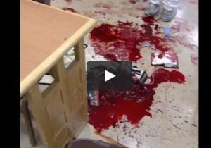 Strice e pozze di sangue: video choc dall'interno della sinagoga di Gerusalemme
