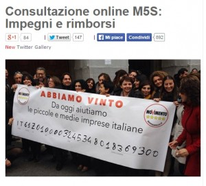 """M5S, due espulsioni """"per soldi"""": Beppe Grillo comanda ma è quasi rivolta"""