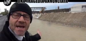 """Le Iene, maltempo Carrara: """"L'argine crollato, una tragedia annunciata"""" VIDEO"""