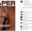 Kim Kardashian su Paper Magazine: le FOTO frontali... il lato A dopo il lato B