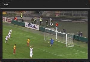 Lecce-Catanzaro 2-1: diretta streaming su Sportube.tv, ecco come vederla
