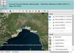 Genova alluvionata, mappa fiumi e torrenti a rischio: uno ogni 2 km