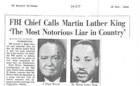 Martin Luther King. Era l'Fbi a minacciarlo. La lettera del vice di Hoover, NYT
