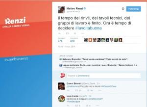 Renzi contro Berlusconi? No, gioco di sponda per far fuori le minoranze interne