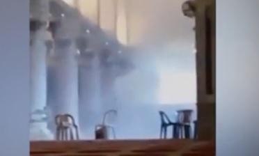 Gerusalemme, polizia spara vicino alla moschea Al Aqsa