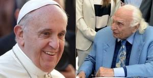 """Marco Pannella stregato da Papa Francesco. Cronaca di una strana """"conversione"""""""