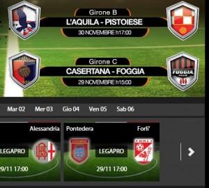 Pontedera-Forlì: diretta streaming su Sportube.tv, ecco come vederla
