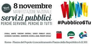 Roma, manifestazione statale 8 novembre: orari, percorso, linee bus deviate