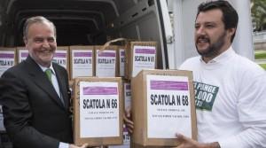 Pensioni, referendum abroga Fornero/Renzi. Cgil con Salvini e contro...Bersani!