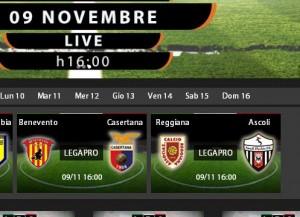 Reggiana-Ascoli: diretta streaming su Sportube.tv, ecco come vederla