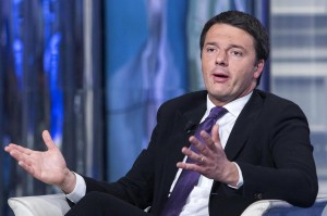 Matteo Renzi o  izneR oettaM? Marco Travaglio: Sei rottamatore o Italicum?