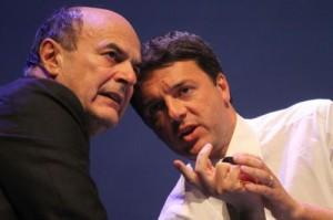 """Bersani graffia Renzi: """"Loro fanno patto Nazareno e Mediaset guadagna in Borsa"""""""