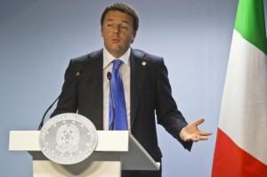 """Renzi: """"Salvini e Camusso due facce della stessa medaglia"""""""
