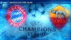 Bayern Monaco-Roma, come vederla in streaming da pc, smartphone e tablet