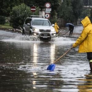 """Protezione Civile Lazio: """"Il temporale è impulsivo... Non si esclude nulla"""""""