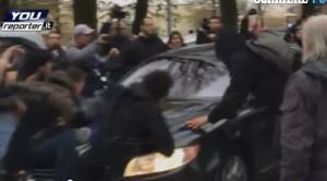 """Polizia contro Matteo Salvini: """"Sfuggito a scorta di 80 uomini"""". Voleva martirio?"""