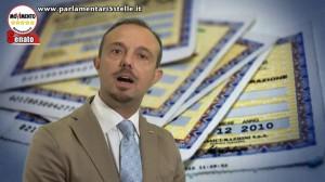 Sergio Puglia e Rosetta Blundo (M5s): sospesi dal Senato per 10 giorni