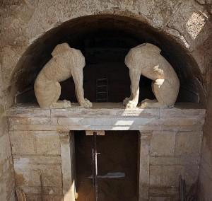 Tomba Amphipolis, 500 metri per 158: un corpo nel sarcofago, Alessandro Magno?
