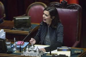 """Laura Boldrini: """"Dire che i rom rubano è come dire che italiani sono mafiosi"""""""