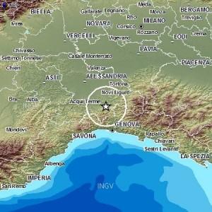 Terremoto Val d'Enza: scossa del 2.4 tra Sant'Ilario, Bibbiano e Montechiarugolo