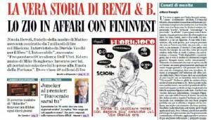"""Marco Travaglio sul Fatto Quotidiano: """"Conati di monito"""""""