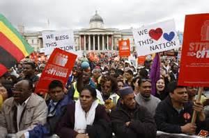 Immigrati a Londra