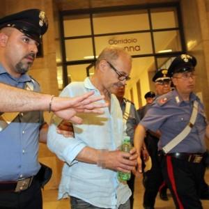 Renato Vallanzasca condannato a 10 mesi per il furto delle mutande
