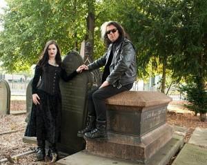 Vampiri? Esistono e vivono a Manchester: Vanian ed Ethereal Dark VIDEO